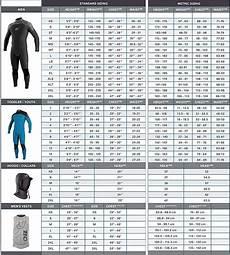 Oneill Size Chart O Neill Hyperfreak Cold Water 3mm Hood Coastal Sports Nz