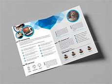 Single Page Brochure Template 32 Beautiful Examples Of Bi Fold Brochures To Inspire You