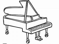 gratis malvorlagen klavier kostenlose malvorlage musik fl 252 gel zum ausmalen