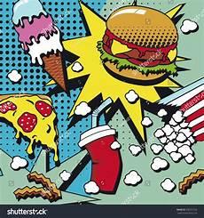 Pop Art Food Image Result For Fast Food Pop Art граффити рисунок