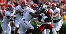 Alabama Rb Depth Chart Projecting Alabama S Depth Chart After Draft Decisions