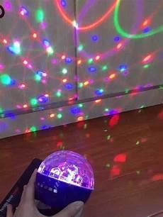 Iphone Disco Light Bluetooth Party Led Disco Ball Speaker Boom Wireless Light