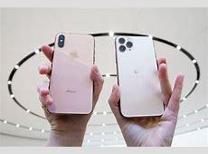 Spécifications des iPhone 11, 11 Pro et 11 Pro Max et
