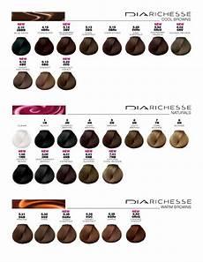 Loreal Richesse Semi Colour Chart L Or 201 Al Color Chart Diarichesse Amp Dialight In 2020