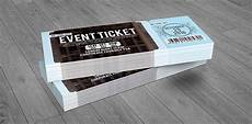 Design Event Tickets Online 25 Awesome Ticket Invitation Design Templates Web