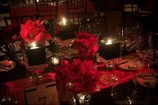 prestigious occasions red black and white color theme