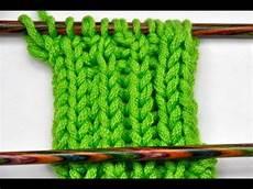 stricken lernen stricken lernen randmaschen techniken teil 3