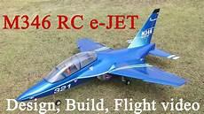 Jet Design M346 Rc E Jet Design Build Flight And Blueprint Plans