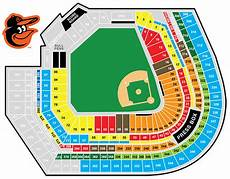 Astros Seating Chart With Rows Season Ticket Plans Baltimore Orioles