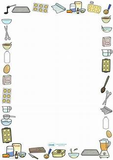 Recipe Borders Pin On Cookbook