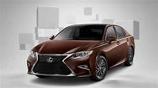 lexus 2019 es 350 colors 2018 lexus es 350 10 colors review
