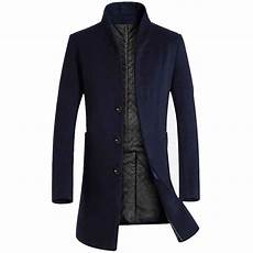 button coats for s solid 3 buttons single breasted wool winter coats