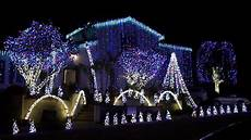 Lights Out 7 Winner Christmas Lights Dancing To Amazing Grace Music Contest