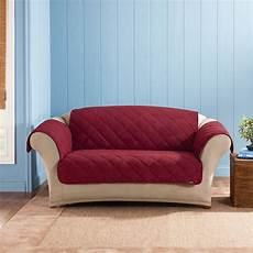 sure fit soft suede sherpa reversible pet throw loveseat