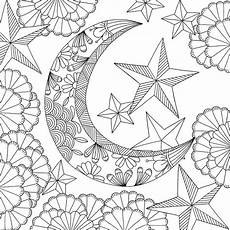 moon coloring pages at getdrawings free