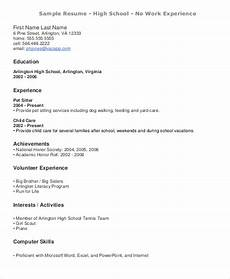 Resume For Teenager Template 15 Teenage Resume Templates Pdf Doc Free Amp Premium