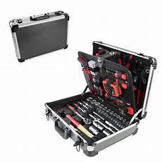 Werkzeugbox Mit Werkzeug by Alu Werkzeugkoffer Werkzeugkiste Werkzeugbox Koffer Mit