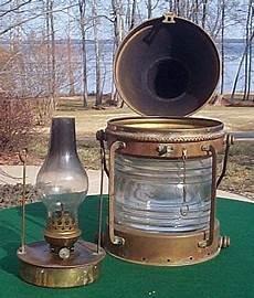 Antique Ship Lights Antique Or Vintage Ships Navigation Lights Nautical