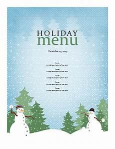 Free Blank Christmas Menu Templates 7 Useful Christmas Cards Christmas Cards Ready Made