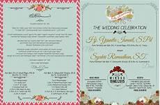 contoh undangan pernikahan isinya kata kata mutiara