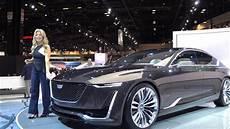 cadillac escalade 2020 auto show 2020 cadillac escalade turbo v16 luxury sedan concept