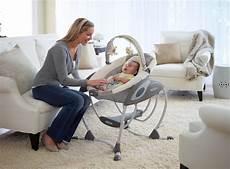swing baby graco glider lx gliding swing peyton