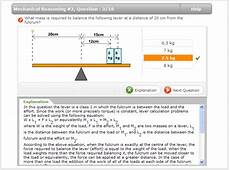 Free Online Aptitude Test Free Online Mechanical Aptitude Test Sample Questions