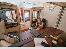 Singapore Airlines First Class Suite: What It's Like   La