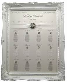 Template For Wedding Table Plan Wedding Table Plans