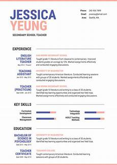 Creating A Resume Template Infographic Resume Template Venngage