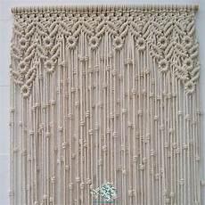 macrame cortinas cortina macram 233 modelo hojas y redondel puedes ver en