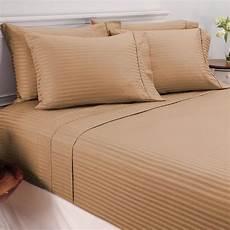 shop damask stripe cotton 450 thread count 6