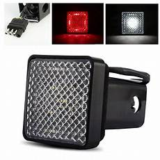 Led Reverse Light Hitch Cover Modifystreet Red White Led Hitch Cover Light With Running