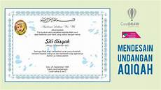 kumpulan undangan aqiqah document download ala model kini