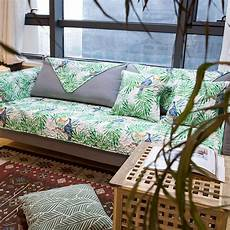Patchwork Sofa Cover 3d Image by Modern Sofa Cover Cotton Printing Sofa Slipcover Sofa Seat