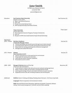 Basic Resume Templates Downloads 3 Actually Free Resume Templates Localwise