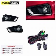 Honda Amaze Light Assembly Buy Honda Amaze 2018 2019 2020 Oem Type Fog Light