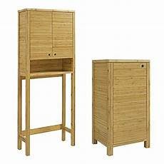 Bamboo Bath Furniture Bed Bath Beyond Linon Home Griffin Bamboo Bathroom Furniture Collection