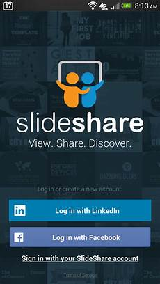 Slideshare App Slideshare Releases First Mobile App Redesigns Its Mobile