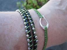 day 30 macrame bracelet dianne faw