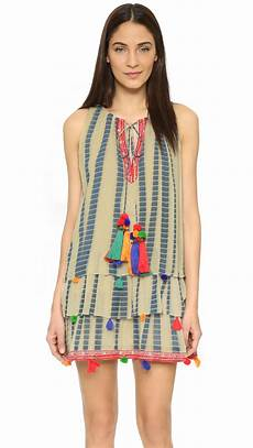 white dye for clothes lyst one by tie dye dress in blue