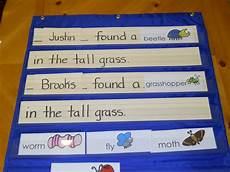 Small Pocket Charts For Teachers Learning And Teaching With Preschoolers More Pocket Chart