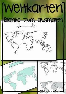 Kinder Malvorlagen Landkarten Weltkarte World Maps Zum Ausmalen Und Ausf 252 Llen