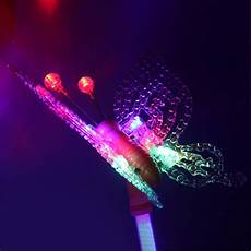 Light Up Butterfly Wand Large Led Butterfly Wand