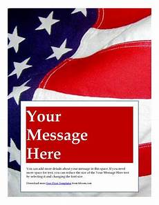 Patriotic Template 24 Business Marketing Flyer Templates Free Download