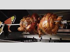 Deluxe Universal Rotisserie Electric Operated   The BBQ Store