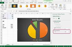 How To Explode A Pie Chart In Excel 2013 How To Create A Pie Chart In Excel With Pictures Ehow