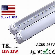 4 Ft Light Led 4ft Led Tube T8 4 Ft 4feet Led Light Fixture 18w 22w 28w