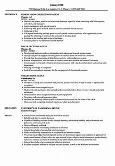 Collection Resume Examples Collections Agent Resume Samples Velvet Jobs