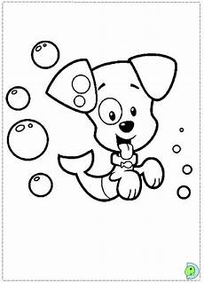 Coloring Pages Bubbles Bubble Guppies Coloring Pages Getcoloringpages Com